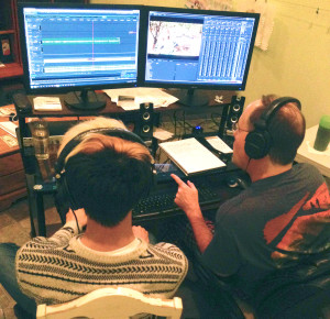 Audio mixing with Joe Ross
